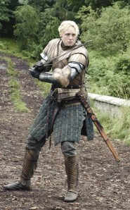 Brienne from Game of Thrones