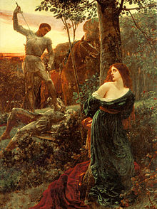 Chivalry and the maid