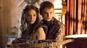 Margaery and Joffrey from Game of Thrones