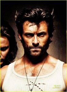 "Wolverine. The literal definition of ""sexy beast""."