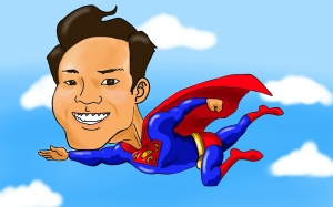 asian superman