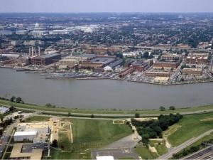 navy yard view