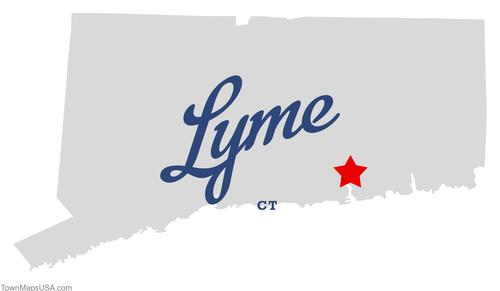 Lyme is actually the name of a town in Connecticut.