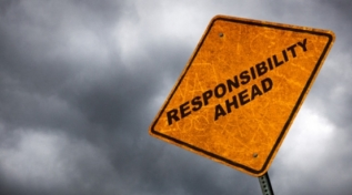responsibility ahead
