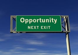 Who cares what the 'opportunity' is, exactly? I'm taking it NOW.