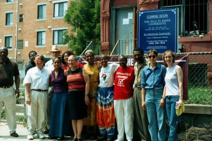 The Ella Jo Baker Co-op in Columbia Heights, DC