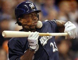 baseballinface