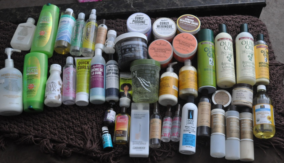 All of the products!
