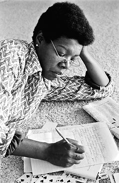 maya angelou writing