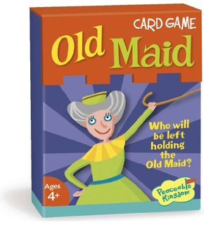 old maid who will be left